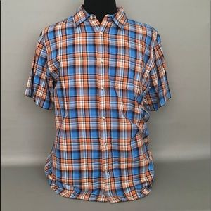 THE NORTH FACE Men's Plaid Frint Casual Shirt